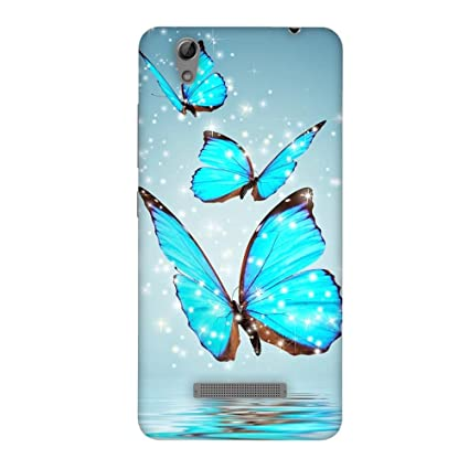 best website eded2 e2e2a Fasheen Designer Soft Case Mobile Back Cover for Gionee P5L : Gionee  Pioneer P5L, Print No. SKU_417