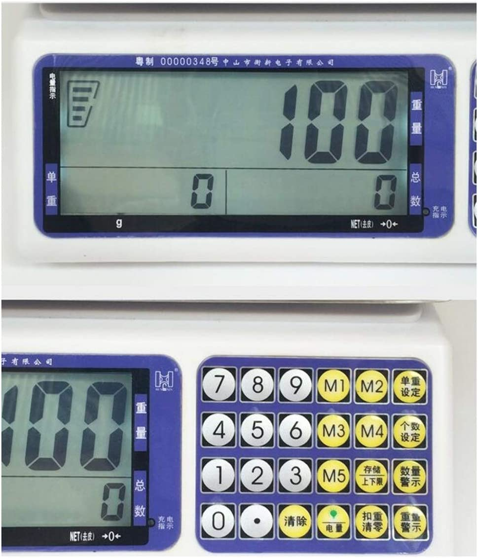 LLRDIAN Electronic scales