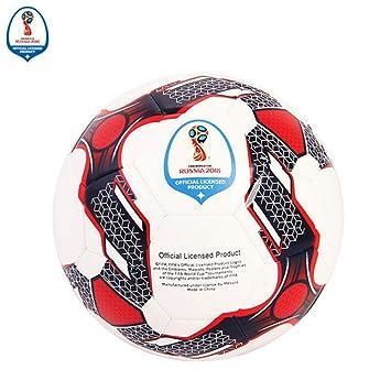 SYMTOP FIFA World Cup 2018 Balón Pelota de Fútbol Superficie ...