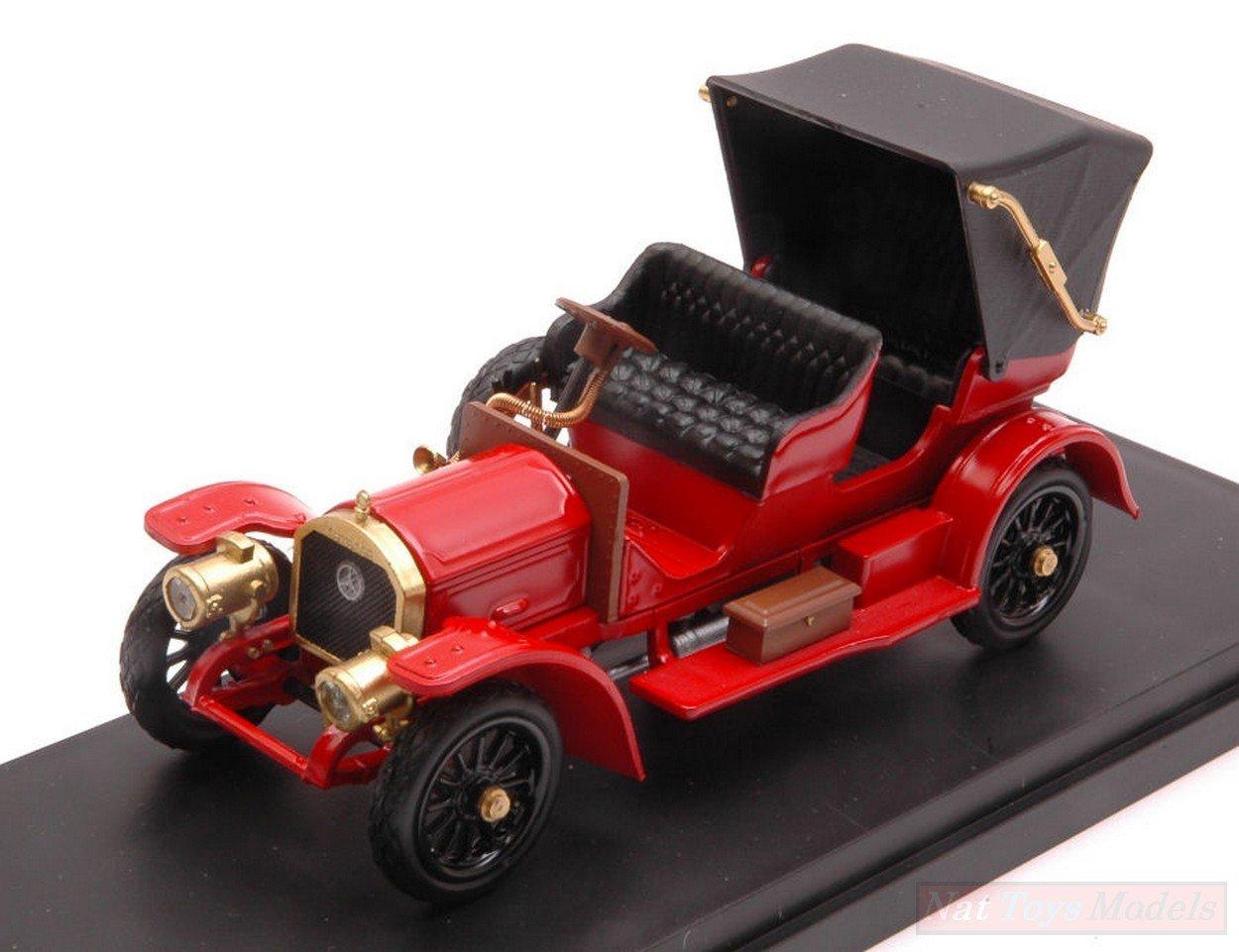 Rio RI4527 Mercedes SIMPLEX 1902 ROT 1:43 MODELLINO DIE CAST Model