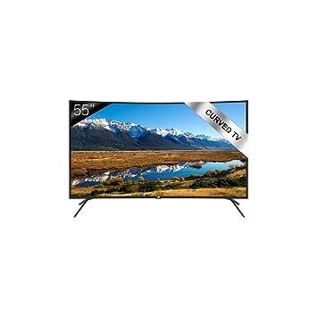 62291278106 Continental edison TV LED uhd 4k écran incurvé 139