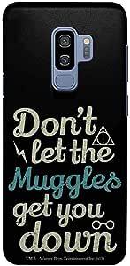 Macmerise Muggle Theory Pro Case For Samsung S9 Plus