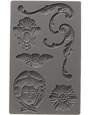 Prima Marketing Molde, diseño de orquídea, de Estilo Vintage Barroco