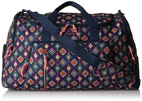 Vera Bradley Lighten up Ultimate Gym Bag, Mini Medallions by Vera Bradley
