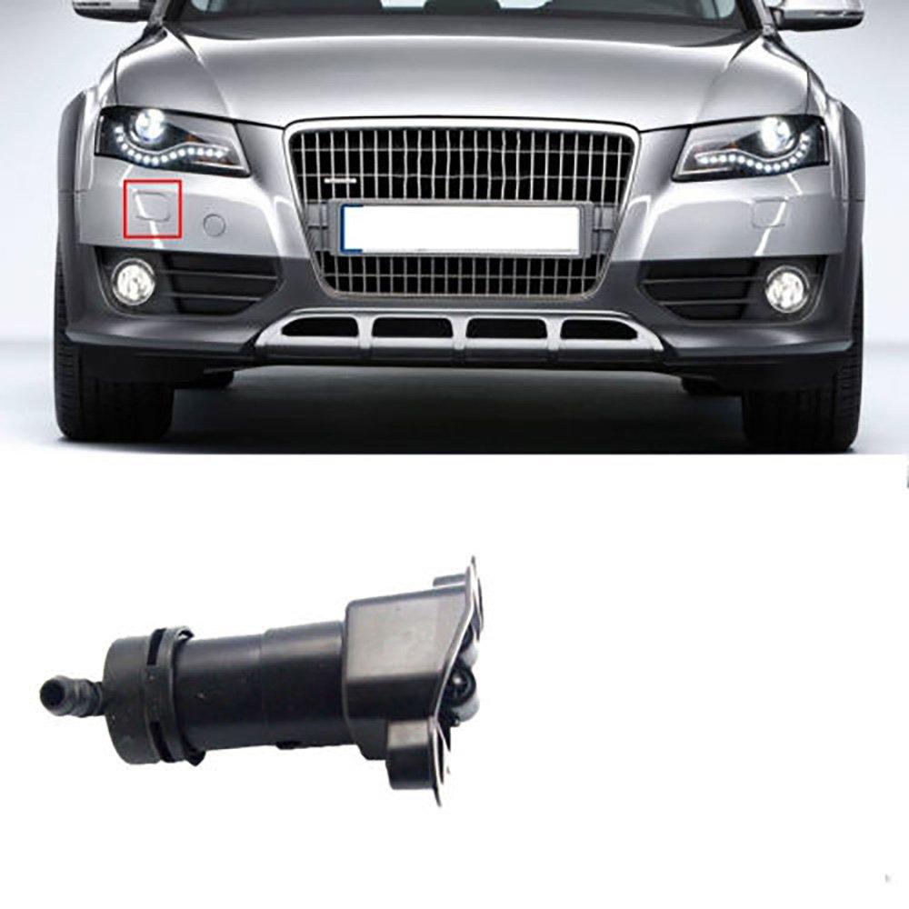 右ヘッドライト座金スプレーノズル付きfor Audi a4 s4 rs4 b7 s4 Avant s4 Cabriolet B07CJG67CV
