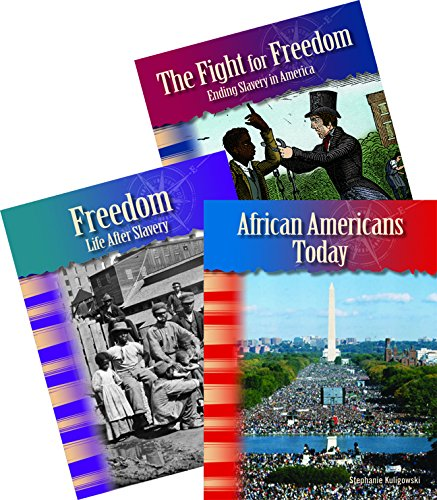 African American History 3-Book Set (Social Studies - First Oakleys
