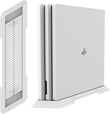 PS4 Pro Vertical Stand for Playstation 4 Pro with Built-in Cooling ...