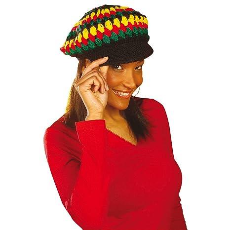 92eb38c180a63 Reggae Rasta Gorro Slouch África gorros rastamütze Reggae Gorro rastafari  Jamaica fasnet fasnacht Gorro