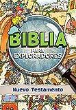 img - for Biblia para exploradores: Nuevo Testamento (Spanish Edition) book / textbook / text book