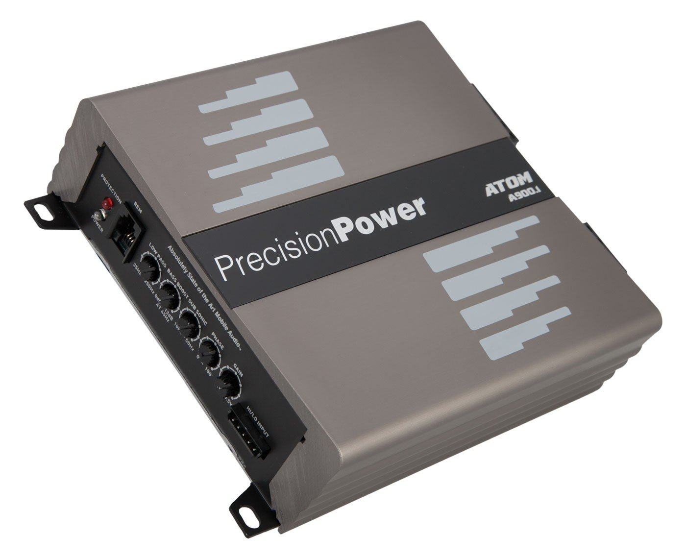 Precision Power A900.1 900W Atom Series Monoblock Class D Car Amplifier