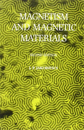 Magnetism and magnetic materials (Book)