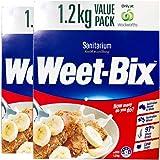 【安迪同款】澳洲新康利Weet-Bix麦片 欢乐颂谷物麦片 1.2kg (2盒价)