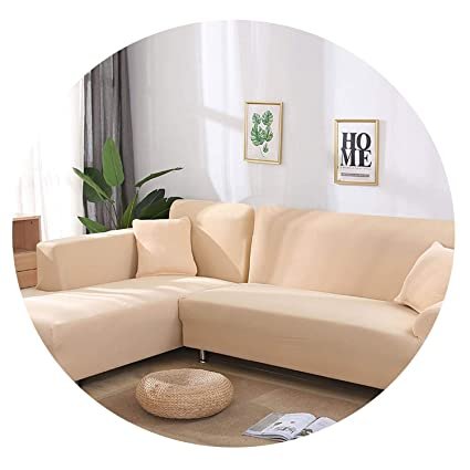 Amazon.com: Elastic Sofa Slipcovers All-Inclusive Couch Cover ...