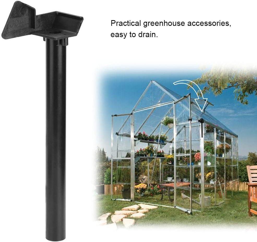 for Greenhouse Garden Zer one1 Water Butt Down Pipe Kit Gutter Supplies Gutter Water Butt Down Pipe Greenhouse Down Pipe