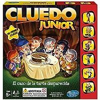 Hasbro - Cluedo Junior, El Caso de la