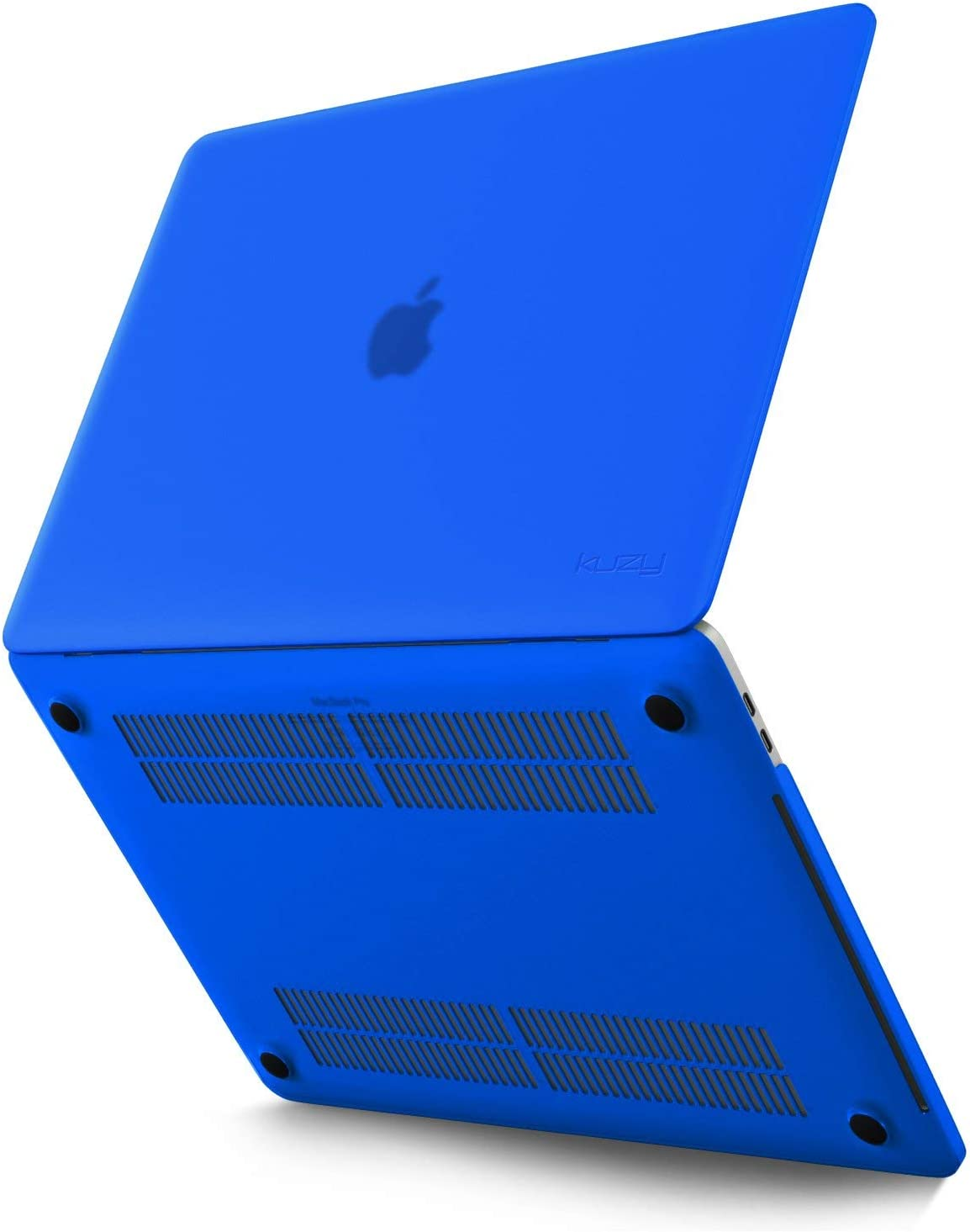 Plastic Hard Shell Cover for New 13 inch MacBook Pro Case with Touch Bar Soft Touch MacBook Pro 13 inch Case 2019 2018 2017 2016 Release A2159 A1989 A1706 A1708 Aqua Kuzy