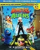 Monsters Vs Aliens [Blu-ray]
