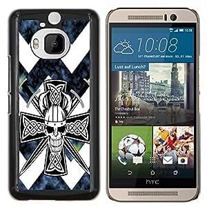 Dragon Case - FOR HTC One M9+ / M9 PLUS - Love you sixty seconds - Caja protectora de pl??stico duro de la cubierta Dise?¡Ào Slim Fit
