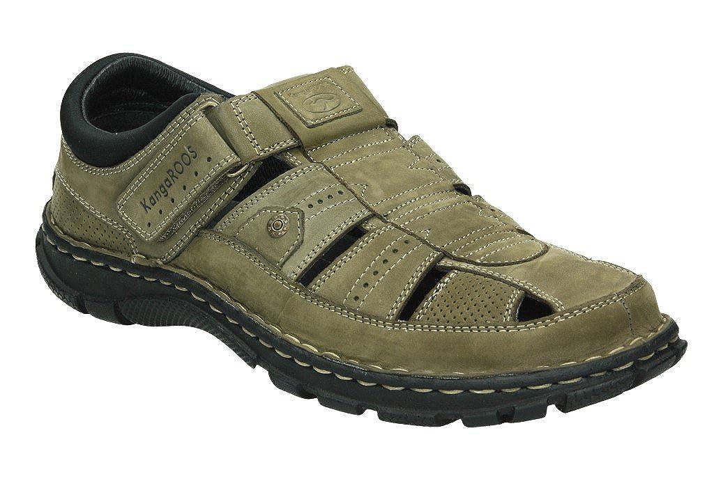 Kangaroos 963-76 Marron 43 EU Zapatos de moda en línea Obtenga el mejor descuento de venta caliente-Descuento más grande