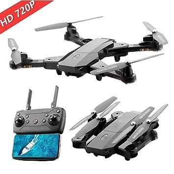 LJXWXN Drone con WiFi Cámara FPV 720P HD, El Mejor Drone para ...
