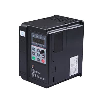 LAPOND High Performance VFD Inverter VFD Drive 1.5KW 220V 2HP 7A,Variable on