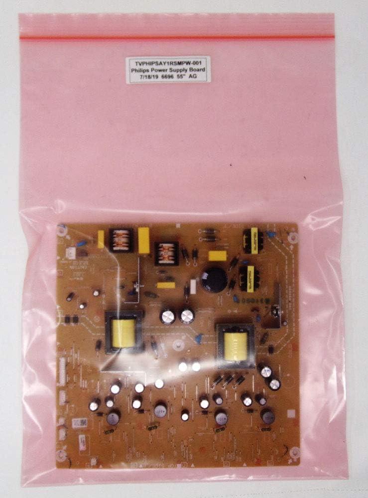 Philips AY1RSMPW-001 Power Supply Board 55PFL5402//F7F DS5