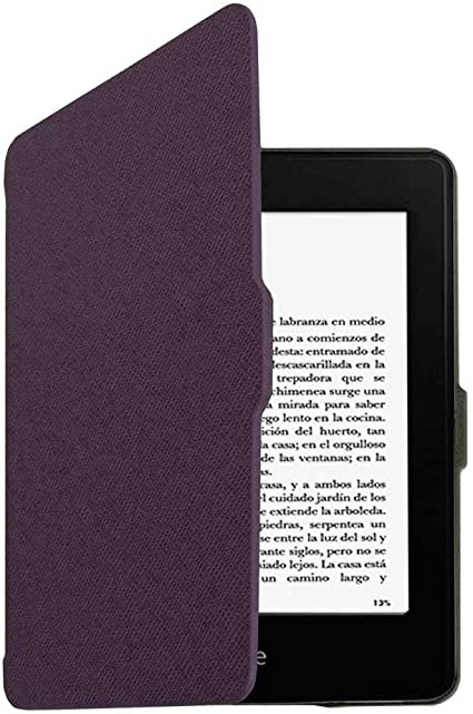 OcioDual Funda con Tapa Cierre Magnético Cuero Sintetico para el Modelo Antiguo de Kindle Paperwhite Gen. 9/8 / 7/6 / 5 /: Amazon.es: Electrónica