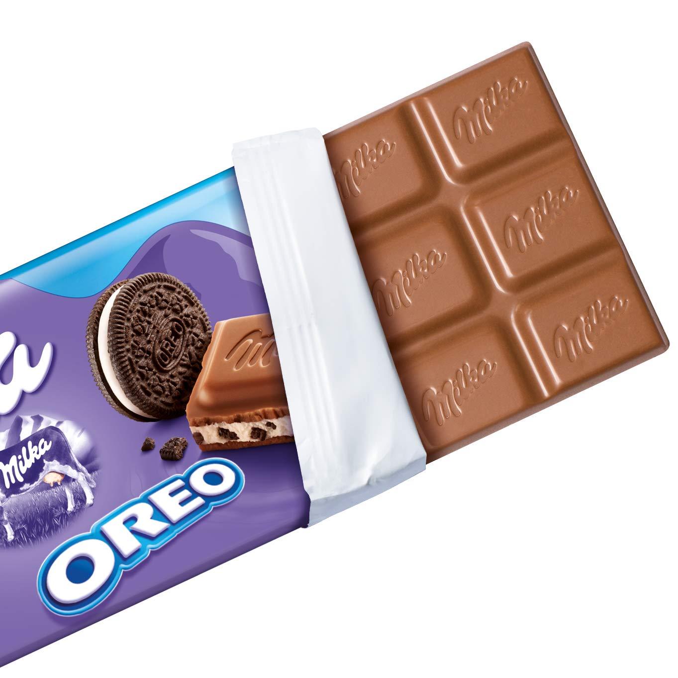 [amazon.de] Milka & Oreo 22x100g za 17,97€
