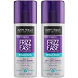 John Frieda Frizz Ease Dream Curls Daily Styling Spray (2 Pack), 6.7 Ounces