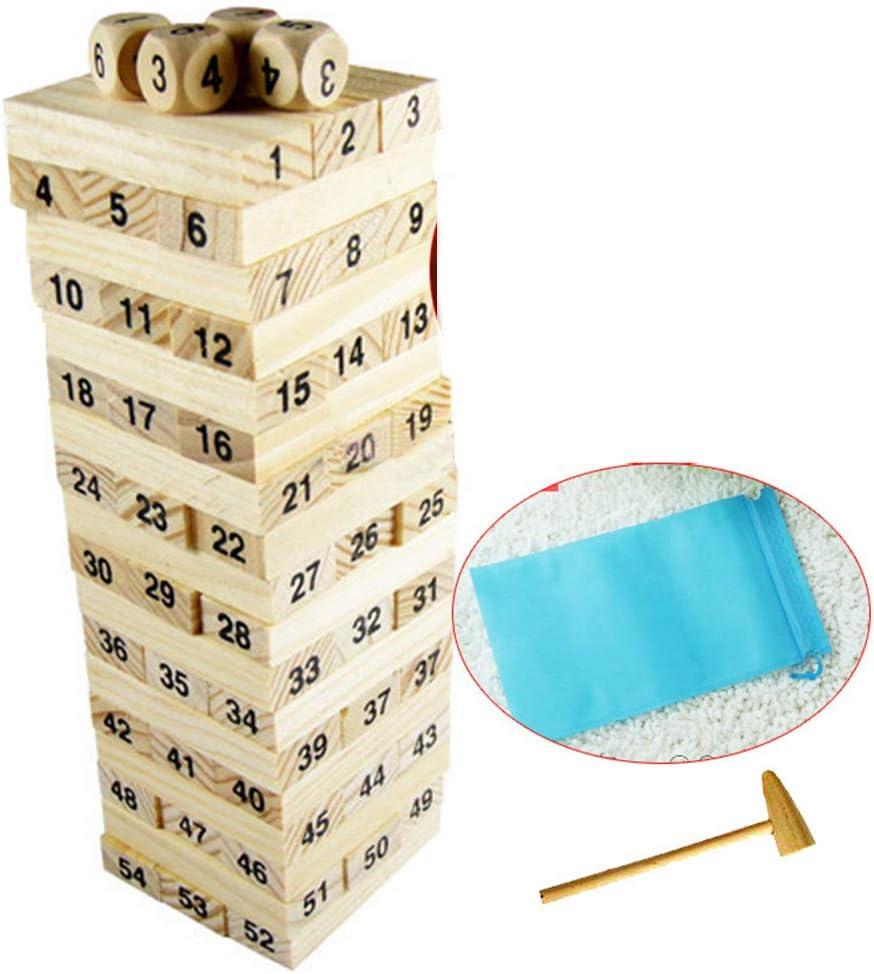 Mini Juego de Mesa Juego, balanza Digital Building Blocks, Pareja Juguete Adulto Amor Juego de Mesa de Yi niños de Inteligencia para Puzzle Crecimiento Intelectual,a