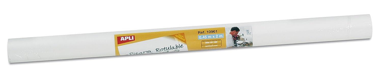 APLI 10961 - Rollo adhesivo de pizarra