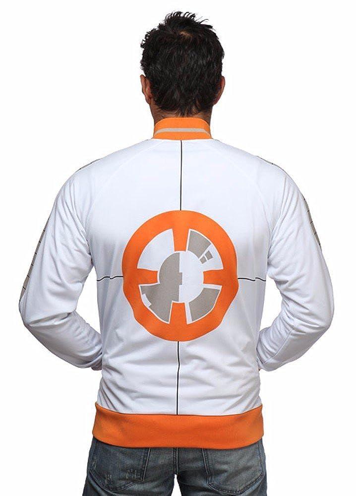 ThinkGeek BB-8 Track Jacket