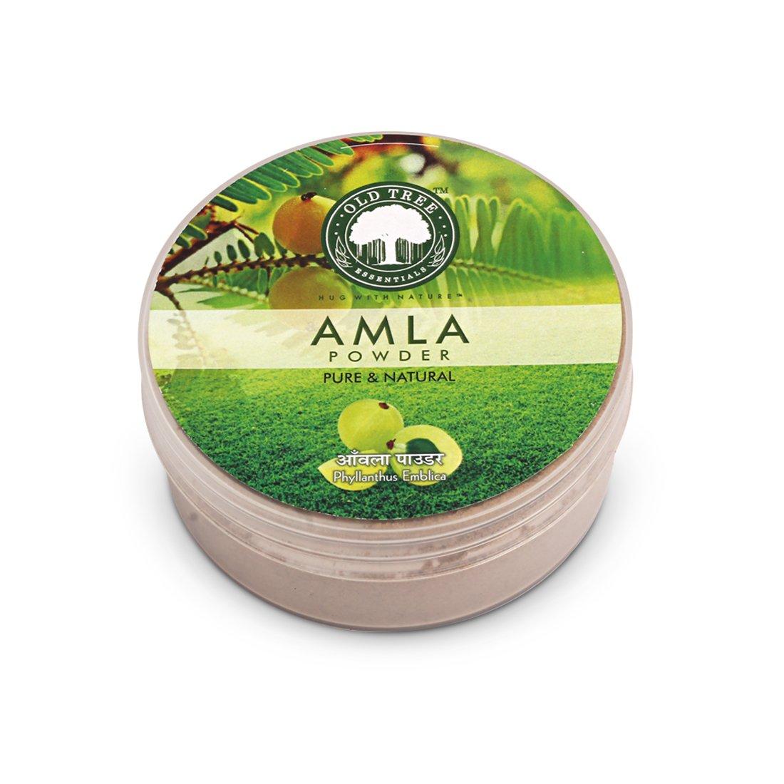 Old Tree Amla Powder for Hair Growth,100g