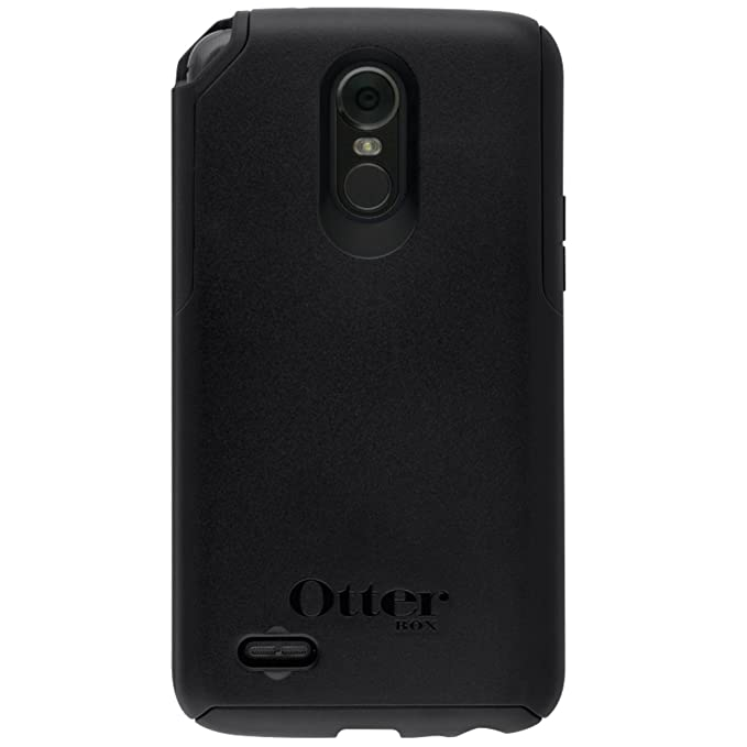 best service 2da88 9fe0e OtterBox ACHIEVER SERIES Case for LG Stylo 3 - Retail Packaging - BLACK