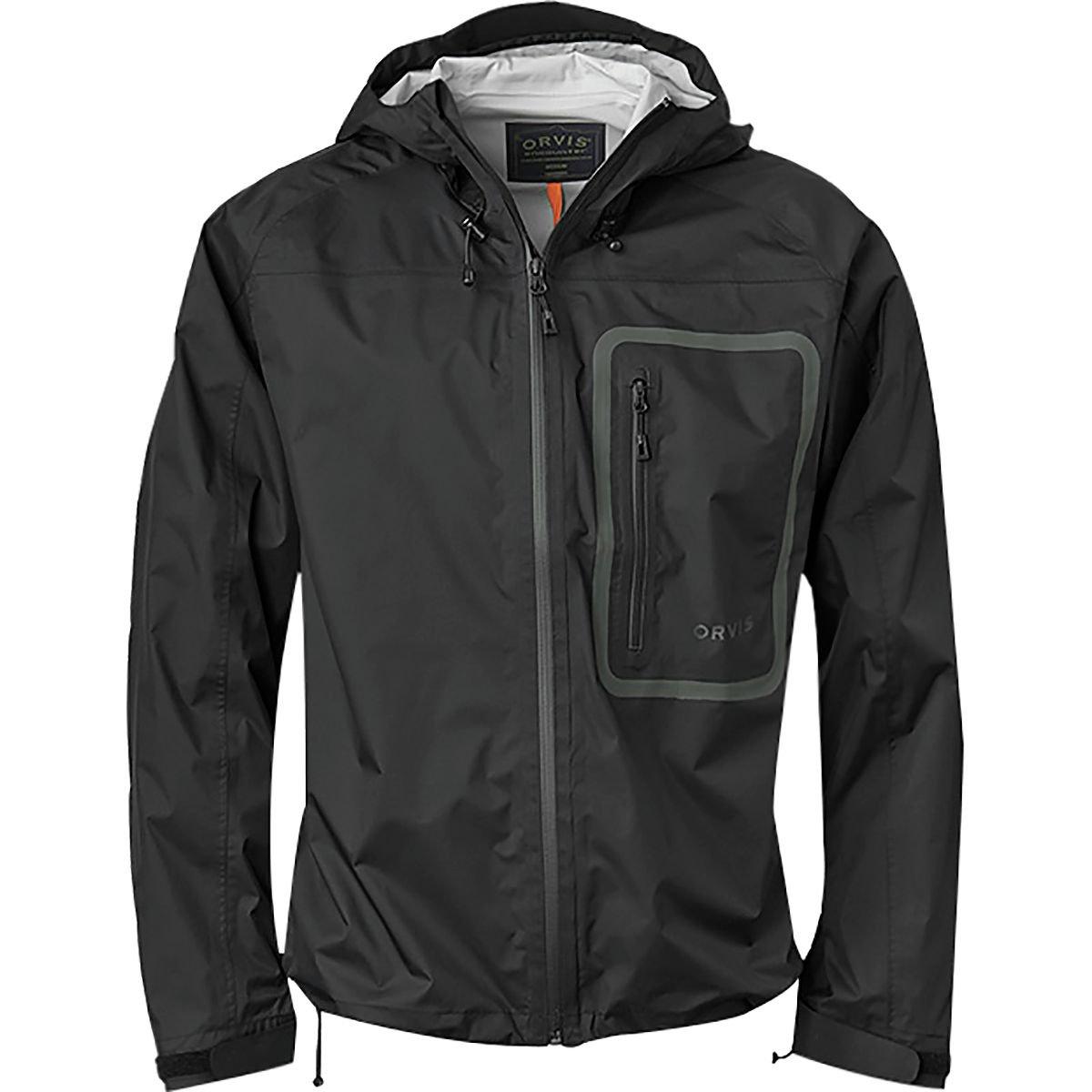 2019年新作 オービスEncounter Jacket – ブラック Men 's B01BFQVFSI Large – Large|ブラック ブラック Large, ダヒヨーグルト種菌通販レインビオ:6a63ba9d --- ballyshannonshow.com