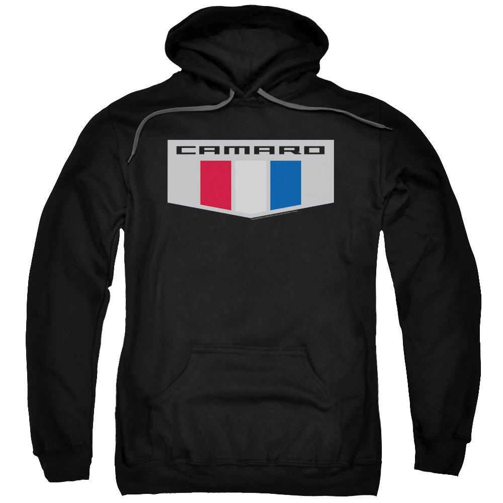 Chevrolet - - Männer Chrome Emblem Pullover Hoodie