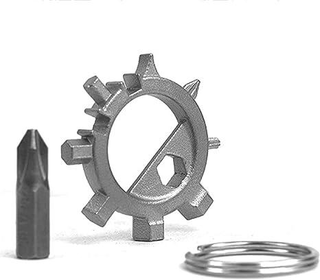 Destornillador herramienta de reparación, engranaje multifuncional ...