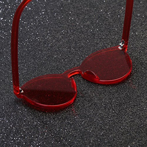 Red Femme Lunette de rouge Turkey soleil Red wHY1nZ