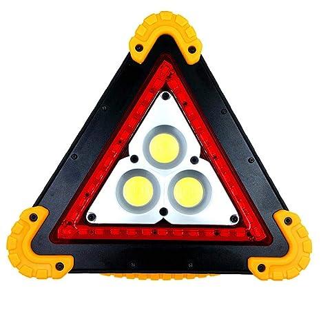 Amazon com: Macrorun Triangle Warning Light Taillight