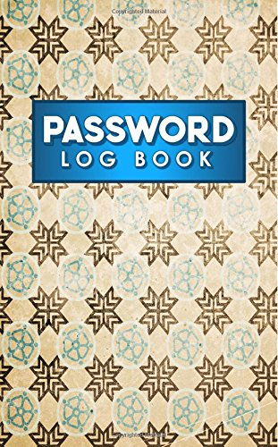 ddress Books For Passwords, Password Journal Alphabetical, Login Password Book, Password Organizer Book, Vintage/Aged Cover (Volume 55) ()