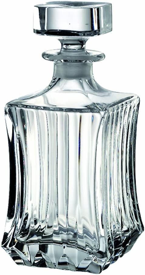 Lorren Home Trends RCR Adagio Square Decanter
