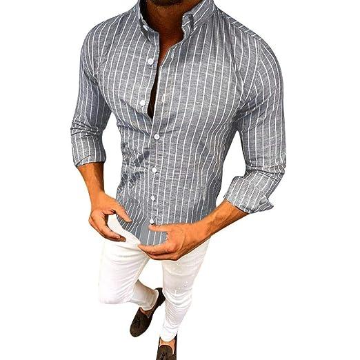9a87b6741a4 Sagton Mens Casual Basic Shirts
