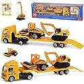 4-Piece Angoo Mini Simulation Car Model Toys Vehicle Playsets