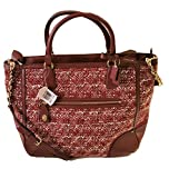 Coach Poppy Quilted Boucle Blaire Tote Bag
