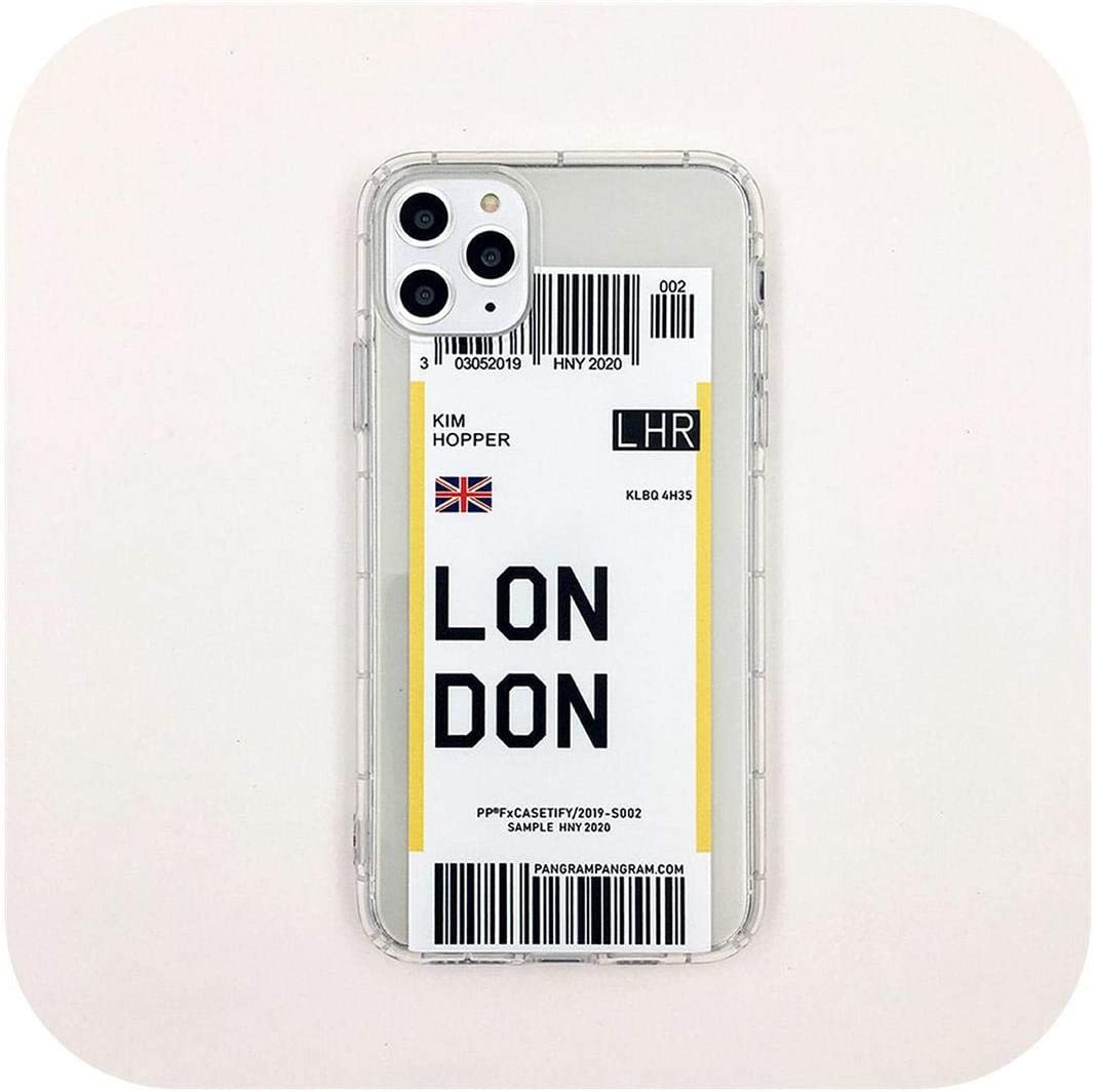 London iPhone 11 case