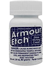 Armour Etch 90ml bottle (NOT RECOMMENDED FOR CLEANING GLASSES )