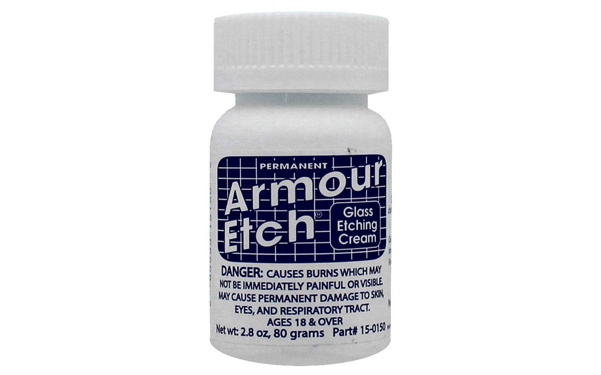 Armour Etch - Glass Etching Cream 80 grams.