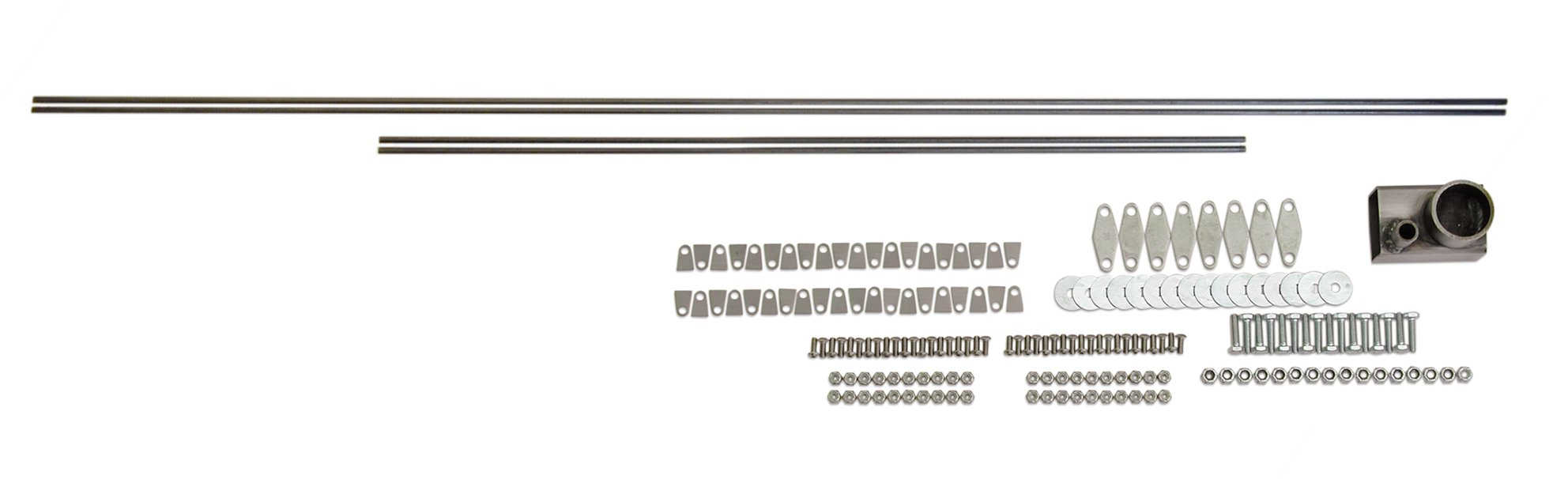 Competition Engineering C4900 Universal Window Frame Kit