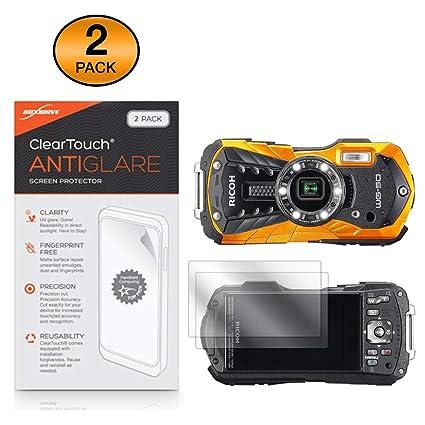 Amazon.com: Ricoh WG-50 Screen Protector, BoxWave ...