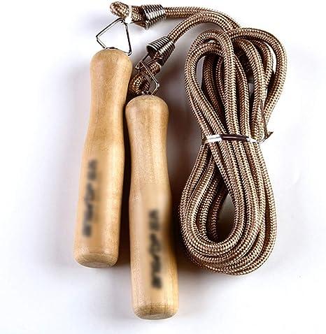 JESSIEKERVIN YY3 Tronco de Mango de Madera Cuerda de algodón ...